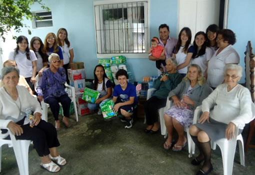 Col gio integra o s o vicente asilo de s o vicente for Asilos para ancianos