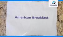English Class – American Breakfast