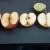 A maçã que muda de cor