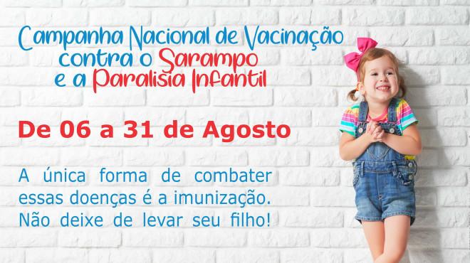 Campanha Nacional de Vacinação