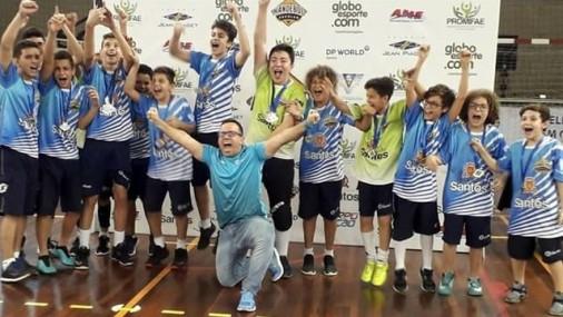 Venha fazer parte da equipe campeã da Copa TV Tribuna